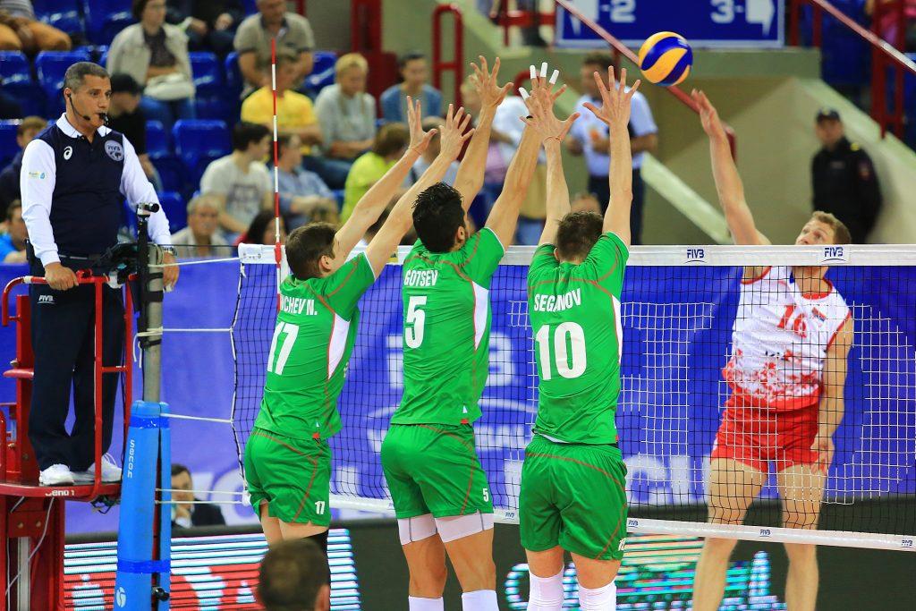 Тежка седмица за българския волейбол.