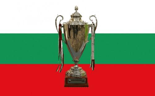 Купа на България финал