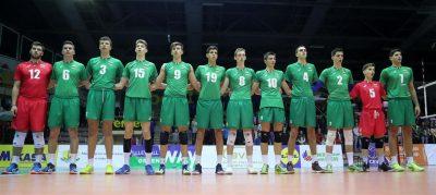 България на Eвропейско първенство