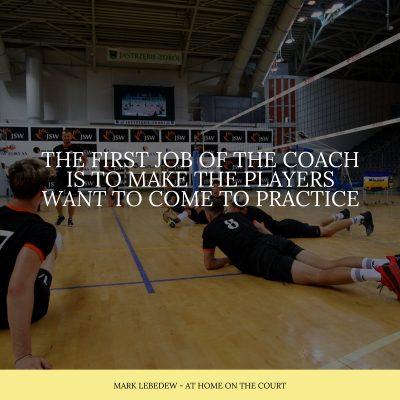 Накарай играчите да дойдат на тренировка