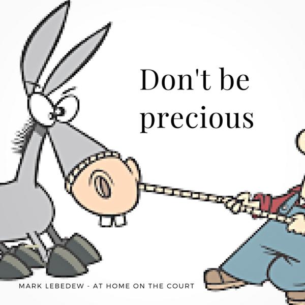 Не бъди скъпоценен