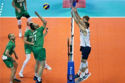 България с първа загуба