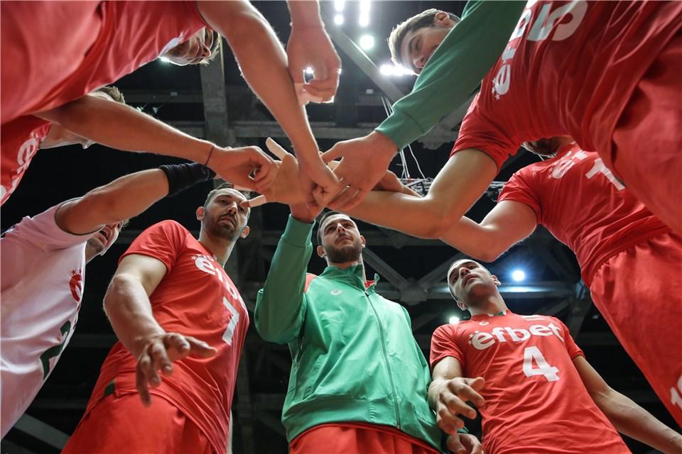 България завърши с победа!