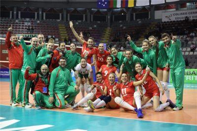 България триумфира!
