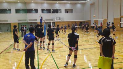 Последни проверки  волейбол жени Япония 2018