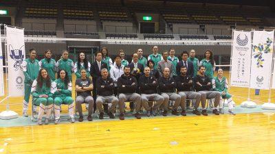 Знак на уважение към българските волейболистки