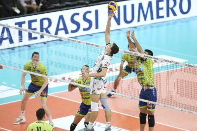 Италианска супер лига 6 кръг обзор