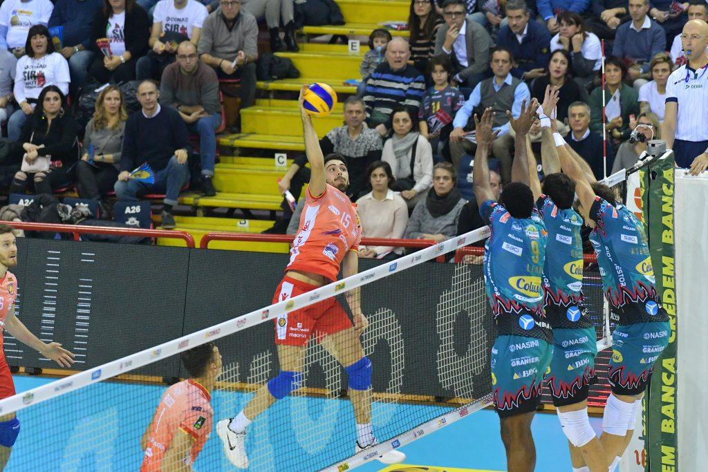 Италианска супер лига 10 кръг