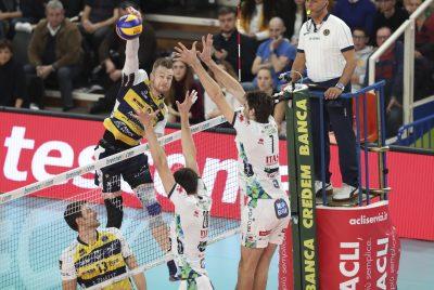 Италианска супер лига 12 кръг