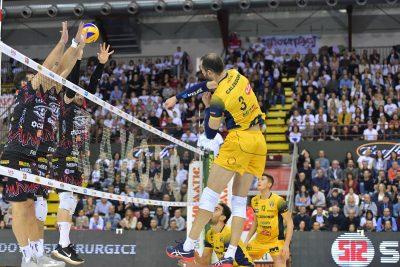 Италианска супер лига 15 кръг