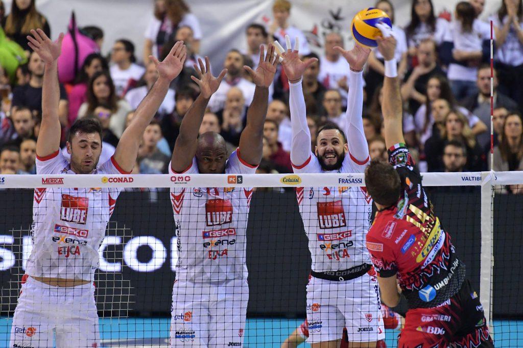 Италианска супер лига 17 кръг