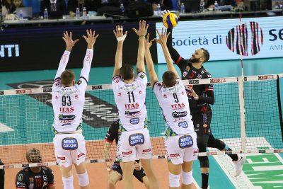 Италианска Суперлига полуфинал епизод 2