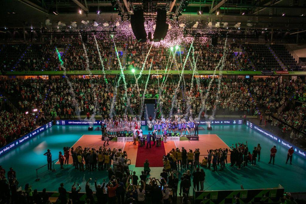 Европейски клубен волейбол сезон 2018-2019