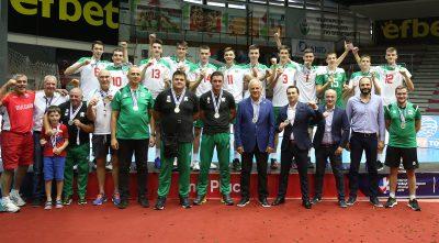 Сребърна България U 17