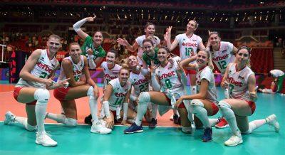България на 1/4 финал!