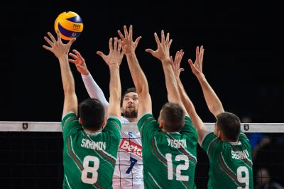 Euro Volley 2019 България с тежка загуба!