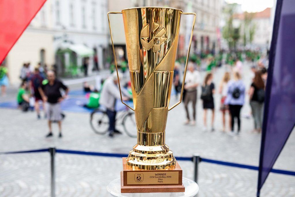 Euro Volley 2019 Мъже Анонс