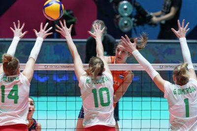 България с второ поражение