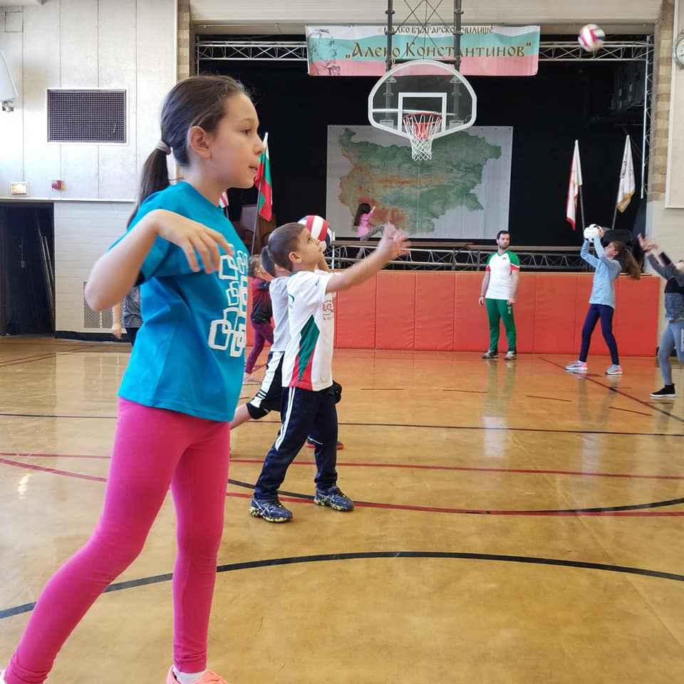 Децата и спортът!