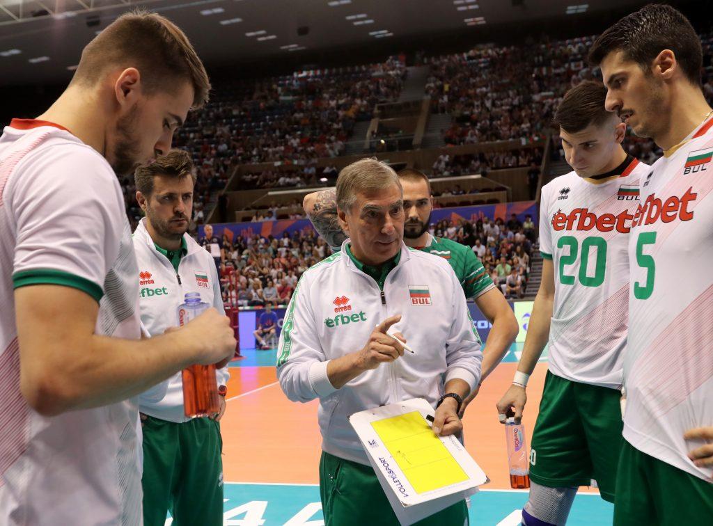Волейбола на бъдещето ще бъде, контрoл на качеството на работата- Силвано Пранди