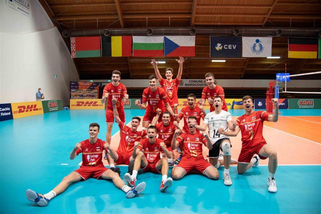 България продължава победният си ход!