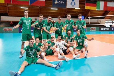 EuroVolley U 18 България продължава да мечтае!
