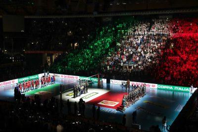 Купа и Суперкупа на Италия