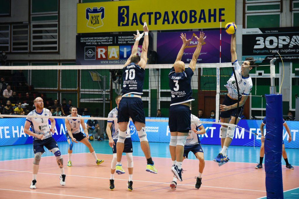 Национална Волейболна Лига сезон 2020-2021 турнир Пазарджик втори ден