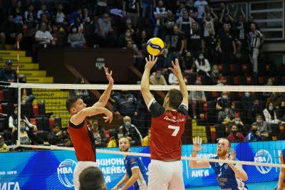 Национална Волейболна Лига сезон 2020-2021 турнир Пазарджик трети ден