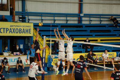 Национална Волейболна Лига сезон 20/21 плейоф Правец