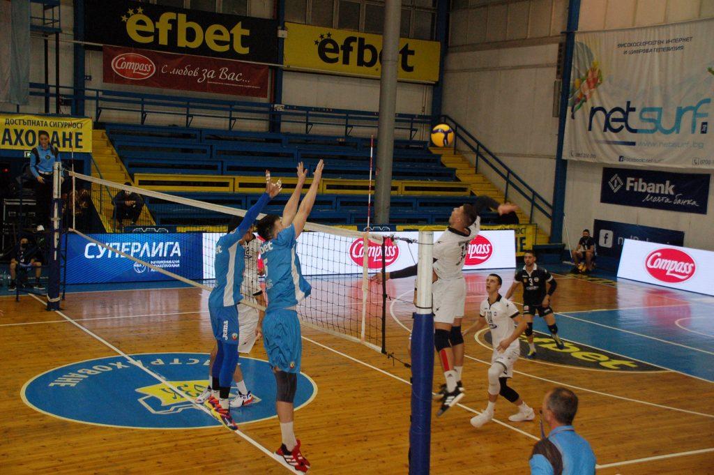 Суперлига на България сезон 20-21 първа осмица