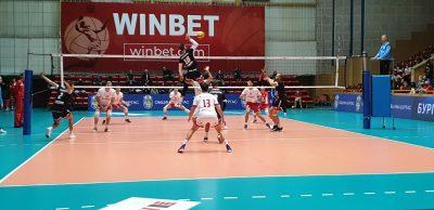 Национална Волейболна Лига сезон 20202-2021 турнир Бургас