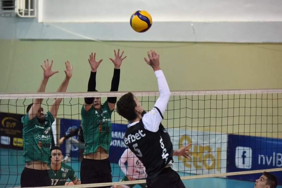 Суперлига на България -втора осмица