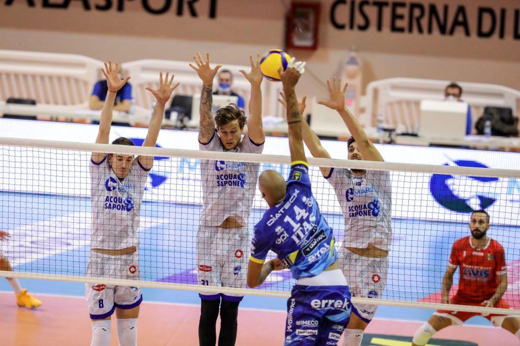 Суперлига на Италия Обзор 8-ми кръг