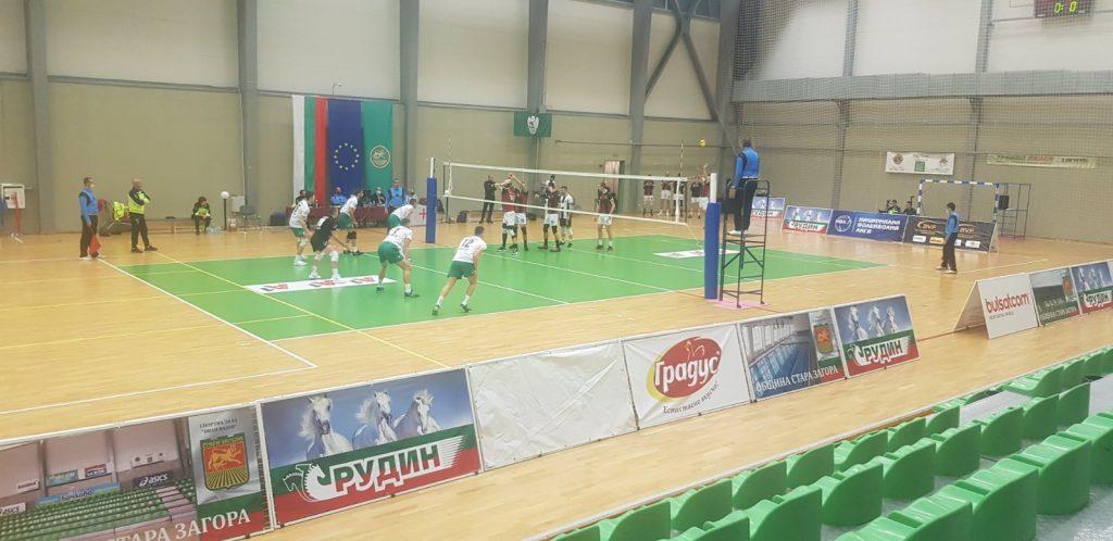 Суперлига на България – втора осмица Берое-Локомотив