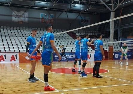 Суперлига на България втора осмица Дунав- Берое