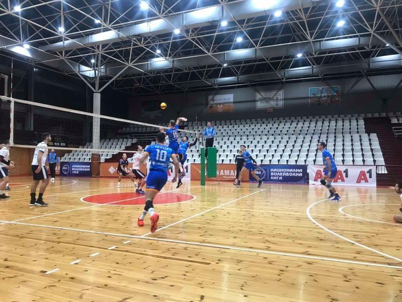 Суперлига на България – втора осмица Дунав-Ботев