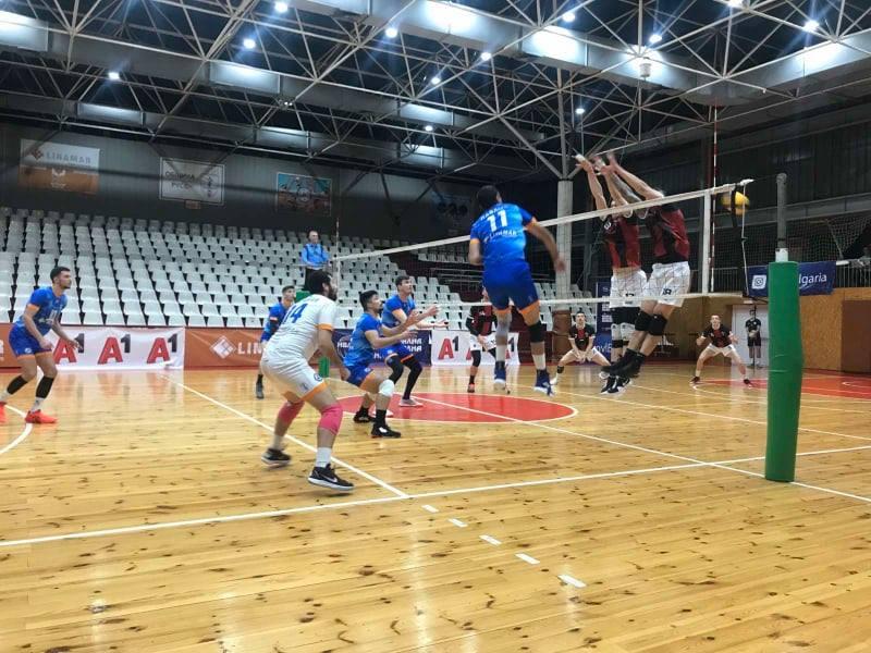 Суперлига на България- втора осмица Дунав- Локомотив