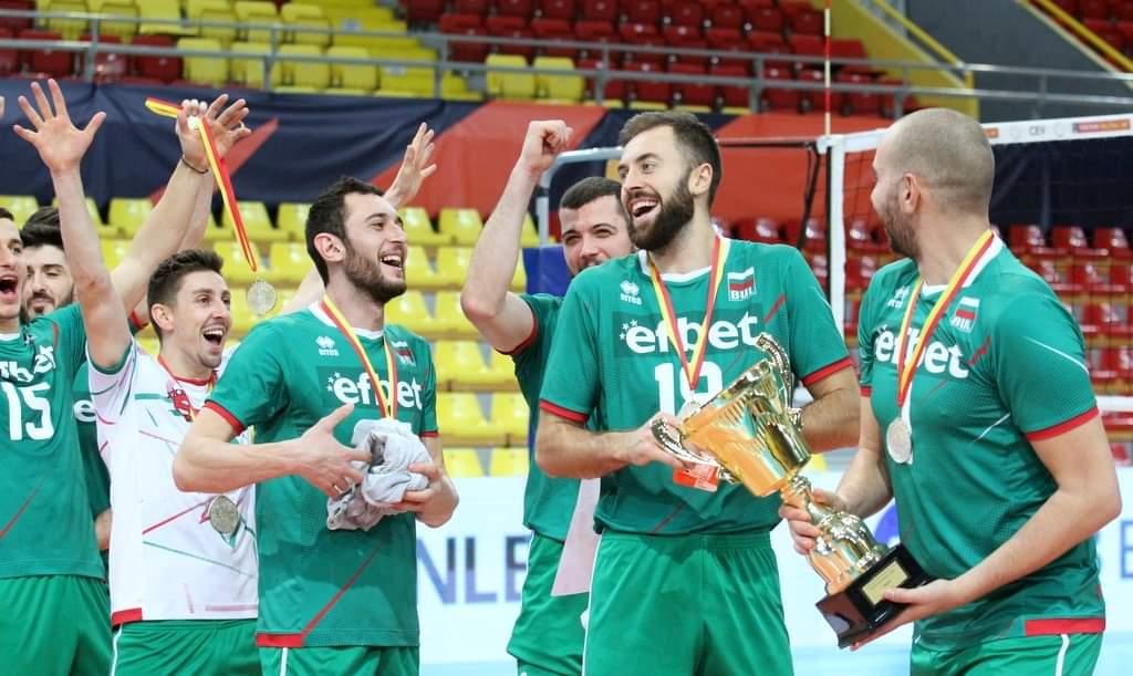 България приключи годината с победа!