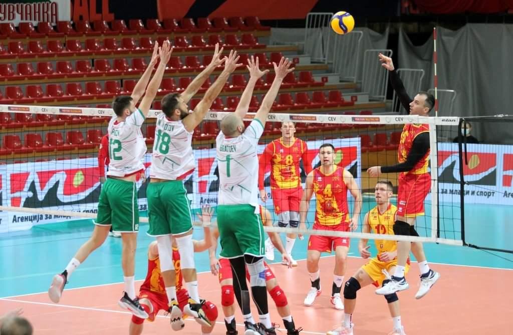 България с обрат срещу Северна Македония