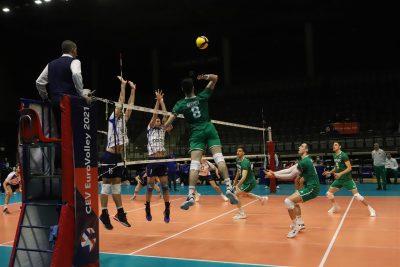 България с втора победа EuroVolleyM21 qualifiers