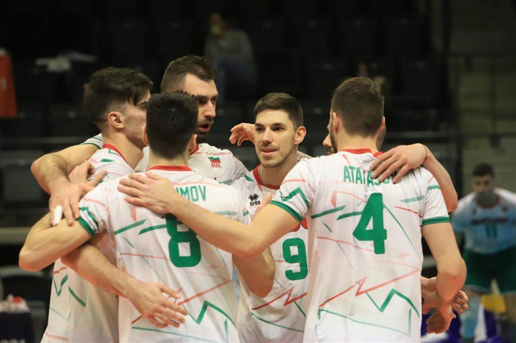 България ще играе на EuroVolley 2021