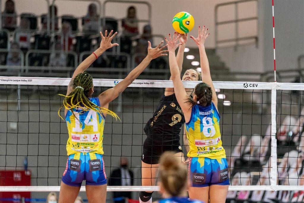 Шампионска лига -Марица приключи със загуба!