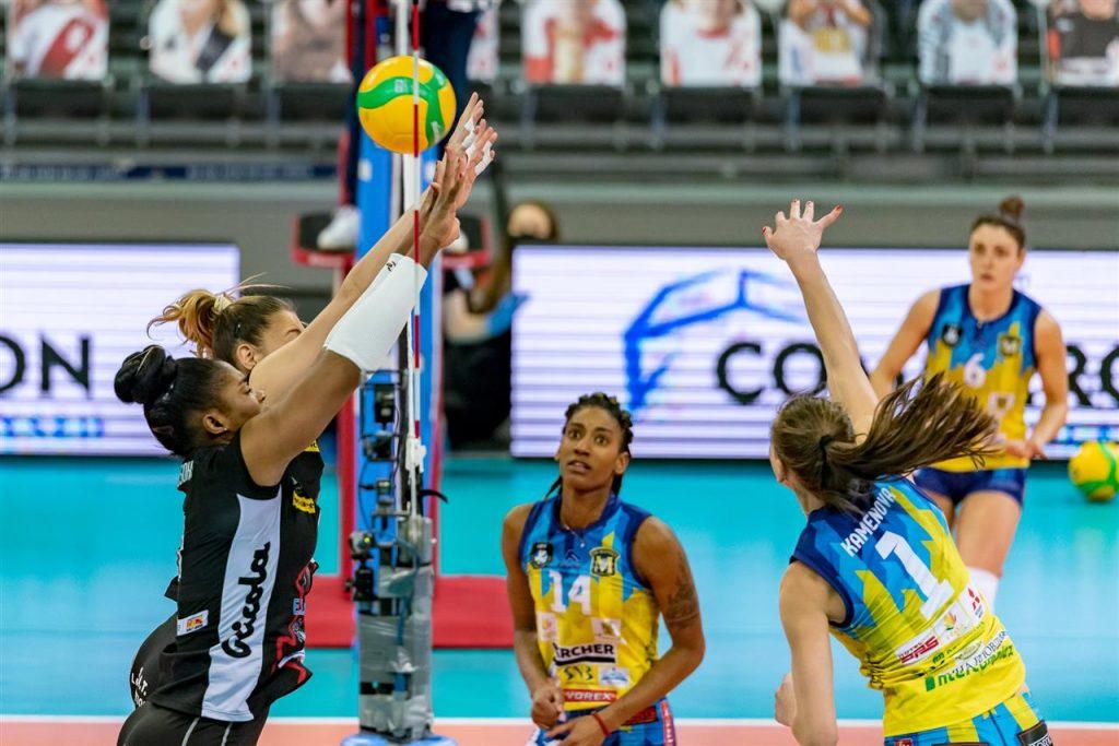Шампионска лига -Марица игра, но отново загуби!