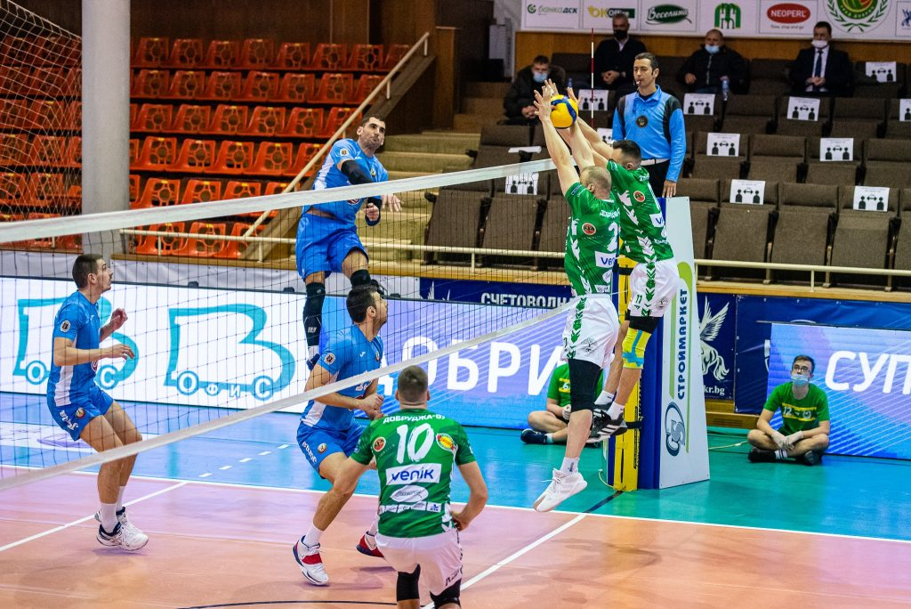 Суперлига на България- междинен кръг  обзор