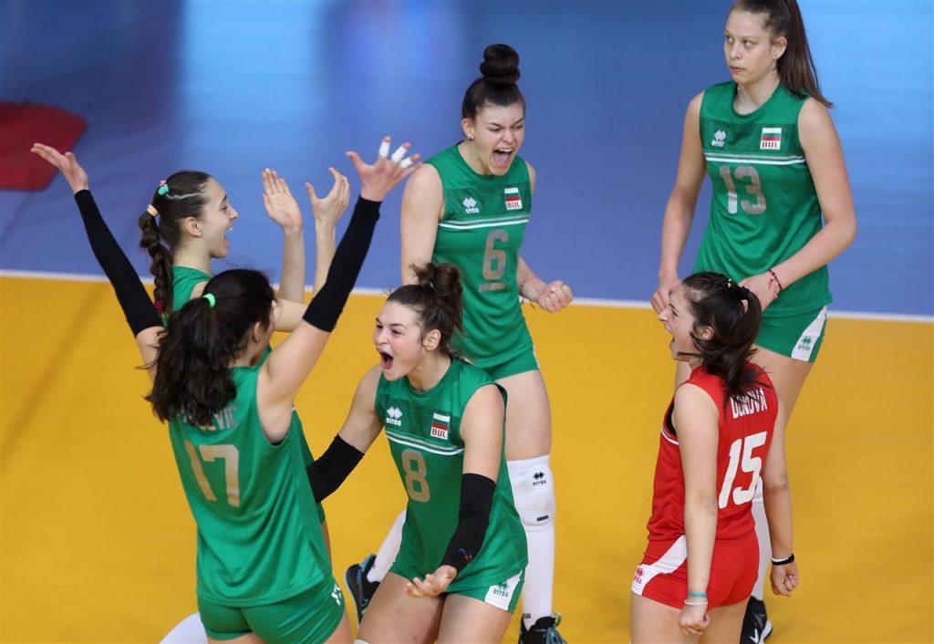 България с болезнена загуба на Балканиадата за девойки U16