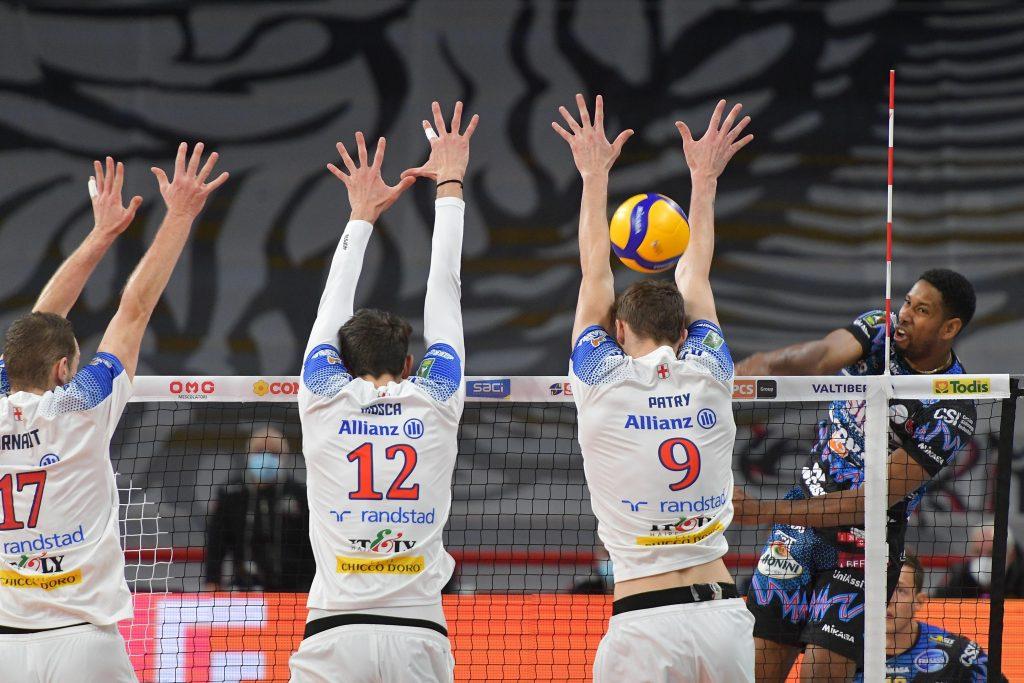 Суперлига на Италия – финалната четворка е ясна