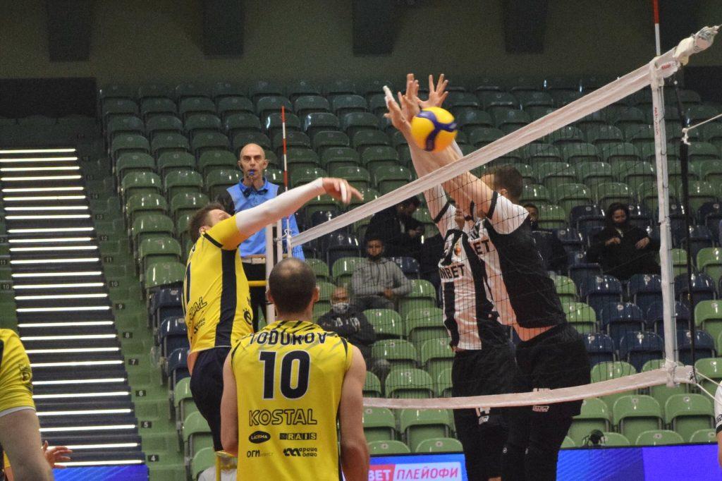 Суперлига на България 1/4 финал Фаворитите продължават напред!