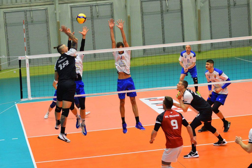 Суперлига на България -предварителни плейофи – втори мачове