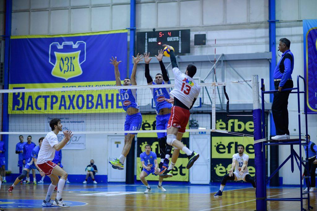 Суперлига на България 13-ти междинен кръг